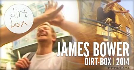 James Bower: Dirt Box, Holsten Edit (2014)