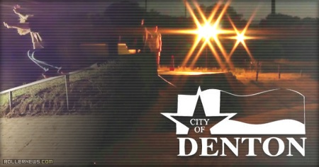 Denton (Texas): DIY Skatepark, Masterbla.de Edit (2014)
