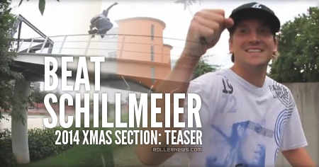Beat Schillmeier: 2014 X-Mas Section (Teaser)