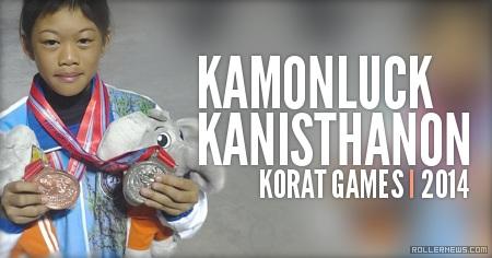 Kamonluck Kanisthanon (11, Thailand): 2014 Clips