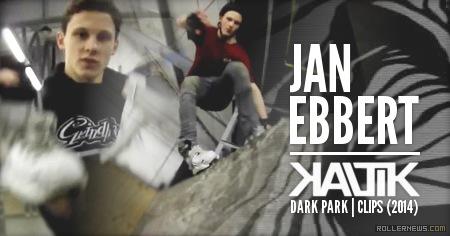 Jan Ebbert (Germany): Kaltik, Dark Park Clips (2014)