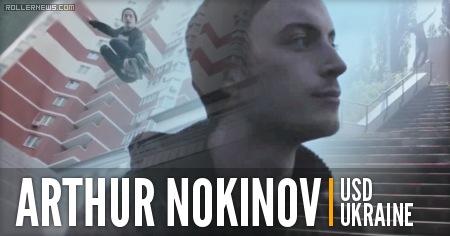 Arthur Novikov (USD Ukraine): 2014 Edit