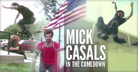 Mick Casals in The ComeDown (2014) by Austin Bartels