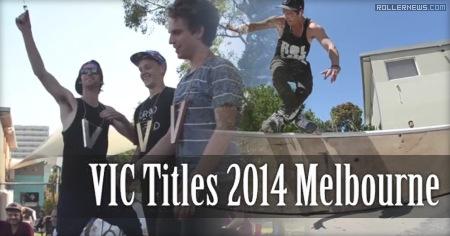 Victorian Inline Titles 2014 (Australia): Edit