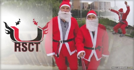Santa is a Rider: RSCT Edit (2014)