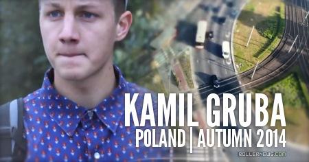 Kamil Gruba (Poland): Autumn 2014, Edit