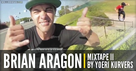 Brian Aragon: Mixtape 2 by Yoeri Kurvers