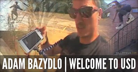 Adam Bazydlo: Welcome to USD (2014) by Ian Copp