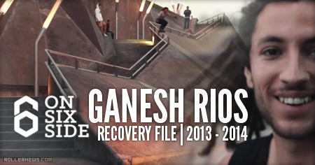 Ganesh Rios: Recovery Files (2013 - 2014)