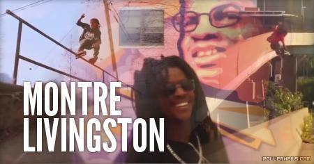 Montre Livingston: Mixtape By Yoeri Kurvers