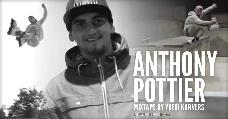Antony Pottier: Mixtape by Yoeri Kurvers