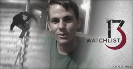 Jarrod Banning: Ground Control, Watchlist 13 (2014)
