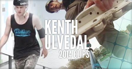 Kenth Ulvedal: Summer 2014 Clips