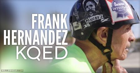 Meet 72-Year-Old Rollerblader Frank Hernandez