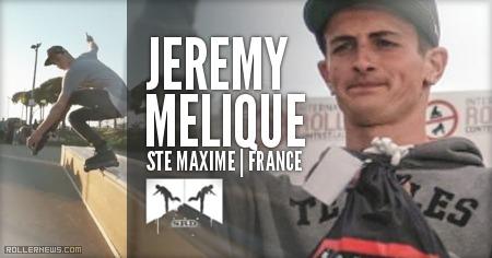 Jeremy Melique (France): St Maxime Session (2014)