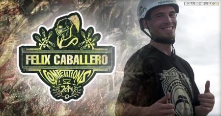 Felix Caballero (Spain): 2014 Comp Clips