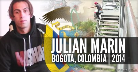 Julian Marin: Bogota (Colombia): 2014 Edit