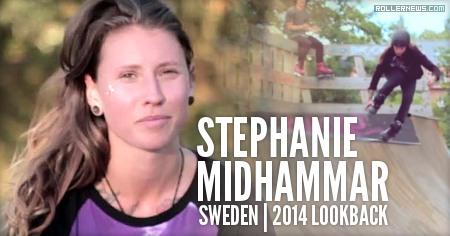Stephanie Midhammar (Sweden): 2014 Lookback