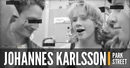 Johannes Karlsson (15, Sweden): 2014 Street + Park