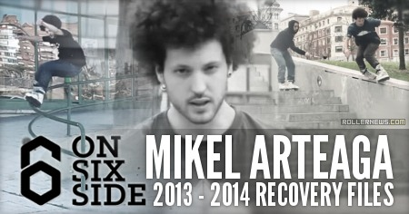 Mikel Arteaga (Spain): Recovery Files (2013-2014)