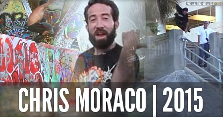 Chris Moraco: 2015 OG Edit by EZ Goezy