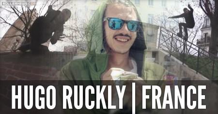 Hugo Ruckly (Razors Flow France): 2014 Edit