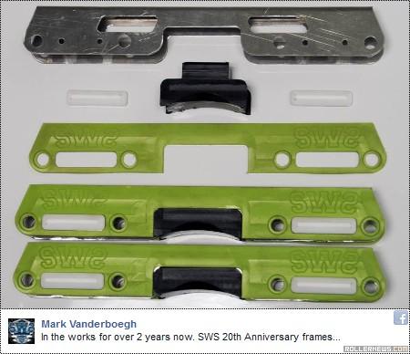 Sixwonsix: SWS 20th Anniversary frames