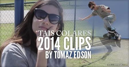 Tais Colares (Brazil): 2014 Clips by Tomaz Edson