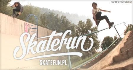 Mateusz Kowalski: Hard Drugs, Skatefun Remix (2014)