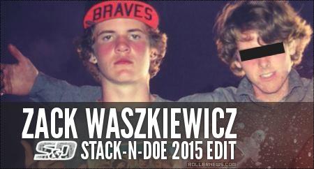 Zack Waszkiewicz (16): Stak-N-Doe Winter 2015 Edit