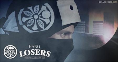 MOMO x Hanglosers: Blue Eyed Ninja (2015)