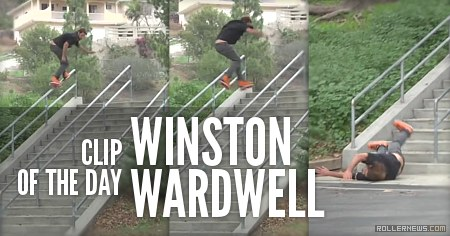 Clip of the day: Winston Wardwell