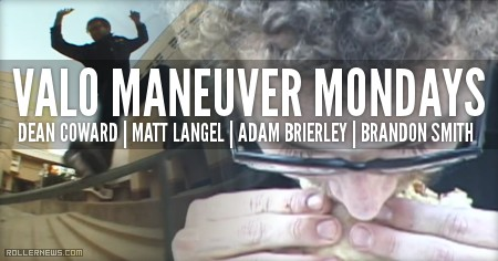 Valo Maneuver Mondays with Dean Coward, Matt Langel, Adam Brierley and Brandon Smith