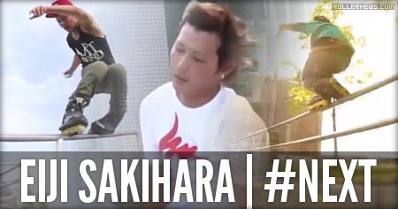 Eiji Sakihara  (Japan): #Next by Yuto Goto (2012-2014)
