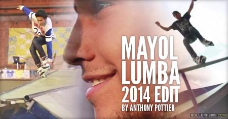 Mayol Lumba (Belgium): 2014 Edit