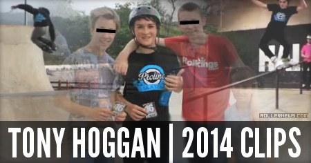 Tony Hoggan (14): 2014 Clips