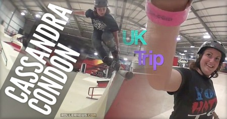 Cassandra Condon: Uk Skate Trip (2014)