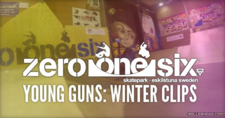 Young Guns: Winter @ 016 Skatepark (Sweden)