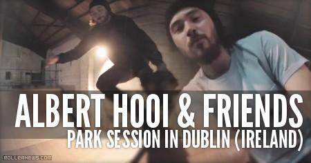 Albert Hooi & Friends: Park Session in Dublin (2015)