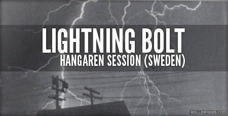 Lightning Bolt: Hangaren Session (Sweden, 2014)