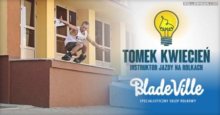 One Minute, One Spot: Tomasz