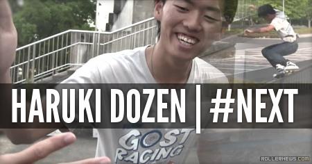Haruki Dozen (Japan): #Next by Yuto Goto (2012-2014)