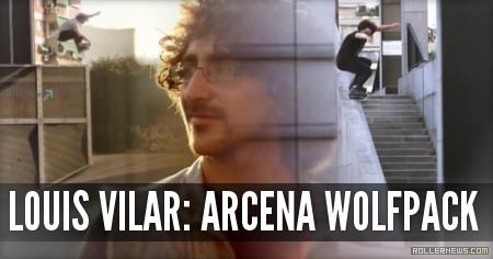 Arcena – Wolfpack (2013): Louis Vilar