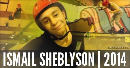 Ismail Sheblyson (16): 2014 Sweden + Denmark Edit