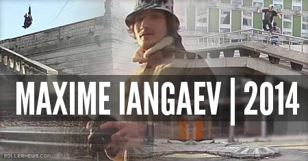 Maxime Iangaev (France): Fall 2014 Edit