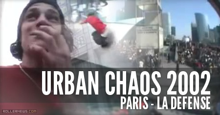 Urban Chaos (2002) Paris la Defense
