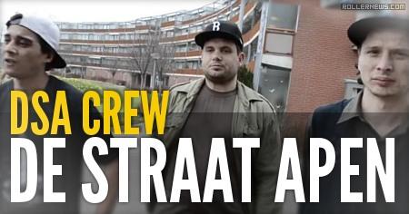 De Straat Apen (Holland, 2014): DSA Crew