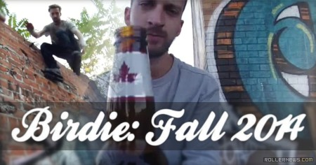 Birdie (Detroit): Fall 2014 Edit by Sean P. Quinn