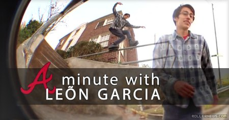 A minute with Leon Garcia (2015) by Chris Smith