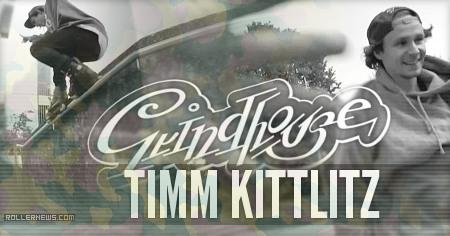 Timm Kittlitz (Germany): Grindhouse Mini View (2014)
